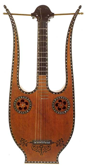 Lyre Guitars, French Lyres