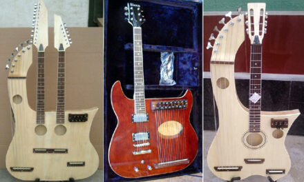 Chinese harp guitars: the Good, the Bad and the Ugly