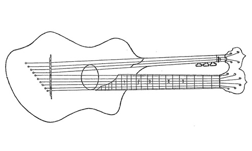 Change the pitch of your sub-bass strings?  A plethora of 100-year-old inventions can show you how!