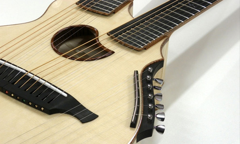 Travel harp guitars are going strong