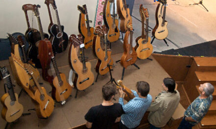 HGG8: The Luthiers