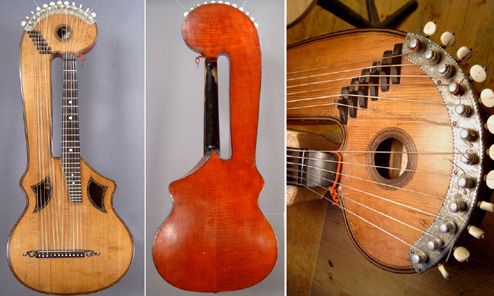 Bent Guitars