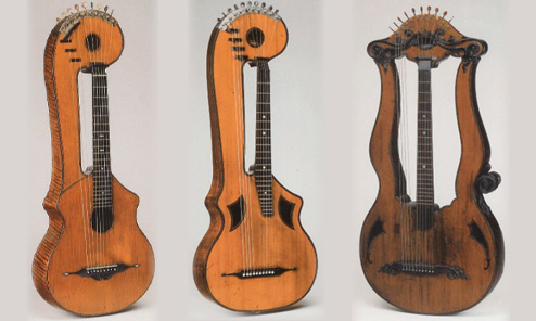 More on Bending, or Arching, or whatever…Guitars