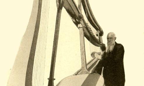 The Incredible Harp-Violins of Arthur Ferris