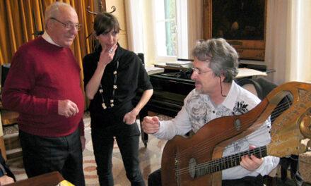 In Search of Genoese Harp Guitars, Part 5: Taraffo's Harp Guitar