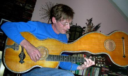 More Harp Guitar Harmony