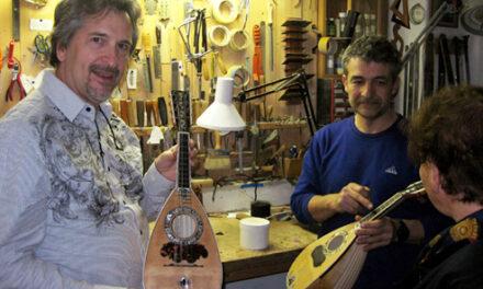In Search of Genoese Harp Guitars, Part 6: Antonello Saccu