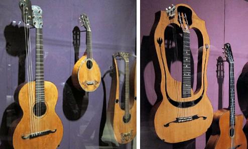 New Guitar Exhibit at the Met