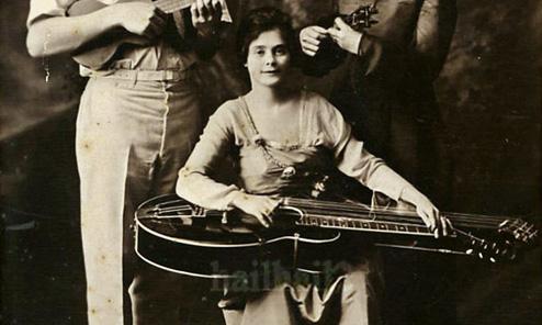 Gibson Harp Steel