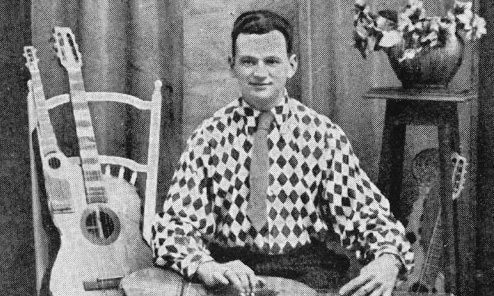 Monsieur Platini: Crazy Instruments, Crazier Shirt
