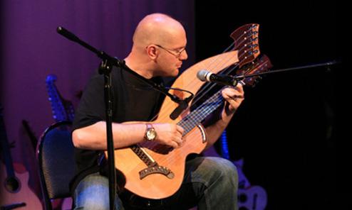 Brad Hoyt, the Antoine Dufour of the Arpa Viola Caipira