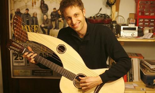 Harp Guitar Southpaws