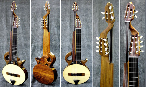 Smoothtalker Harp Guitar