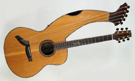 McCollum Harp Guitar