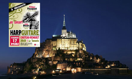 Modern Harp Guitar Music Alive and Well in France