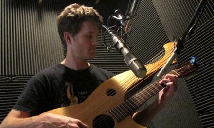 Dave Powell, the Leo Kottke of the Harp Guitar