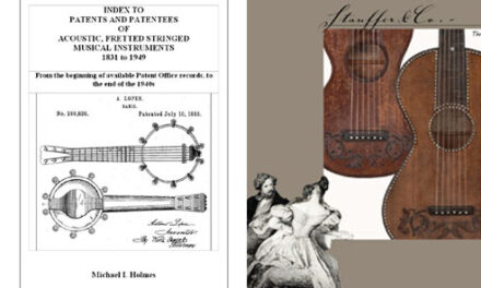 Important New Guitar History Books
