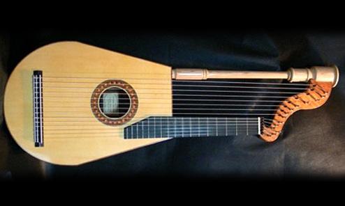 Harp Guitar Relatives: Recent Finds