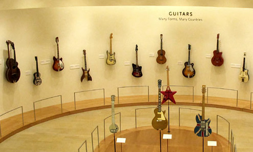 Guitars and Other Strings at the MIM (AMIS Convention, Day 1 continued)