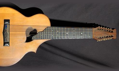House of Stathopoulo Harp Guitar No. 2!