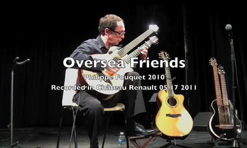 Recent Harp Guitar Videos and Other News