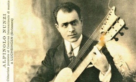 A New (Old) Italian Harp Guitarist