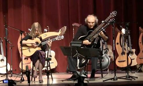 Harp Guitar Gathering 8 Videos