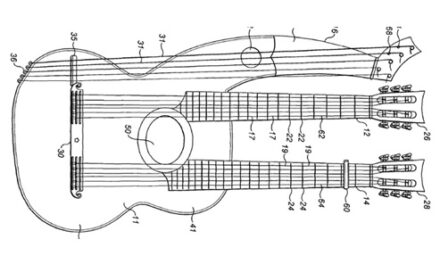 Harp Guitar Patents of the 21st Century