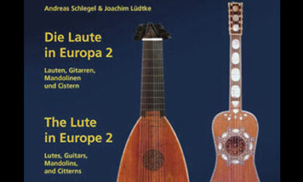 New Book on Lutes and Plucked Stringed Instruments