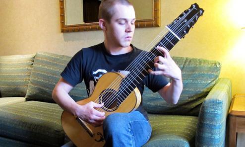 Jon Mendle, Archguitar Prodigy