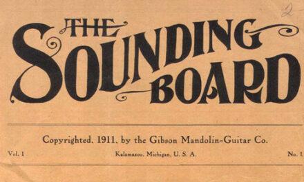 The Gibson Sounding Board