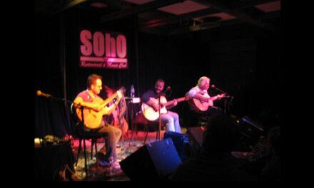Guitar Masters Southern Cal Tour