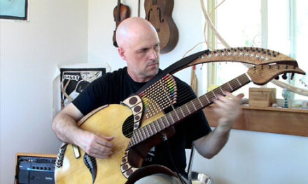 Jeff Titus and Taproot by Fred Carlson