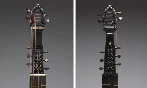 Updates on Harp Guitar Relatives