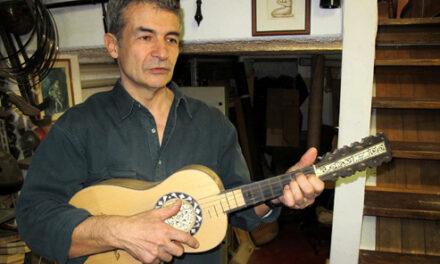 Genoa, Part 4: Luthier Friends