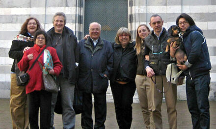 Genoa, Part 5: Farewell to Friends