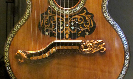 The Musical Instrument Collection at Milan's Castle Sforza