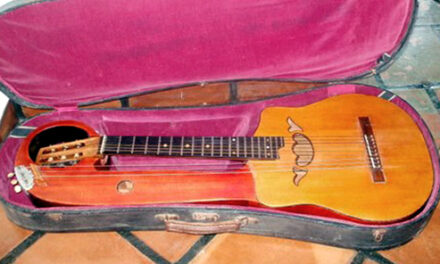 If This Harp Guitar Could Talk…