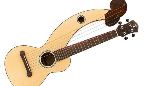 The Harp Uke Craze
