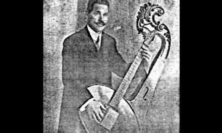 Francisco Pistoresi's Diamenophone