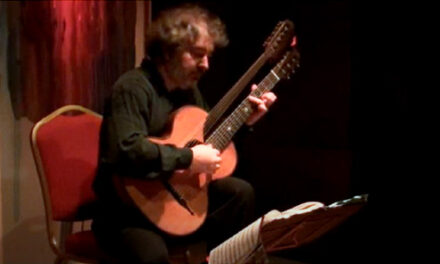 The Golden Age of the Russian Guitar