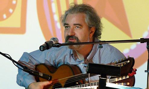 HGG10: Oleg Timofeyev and the Russian Harp Guitar