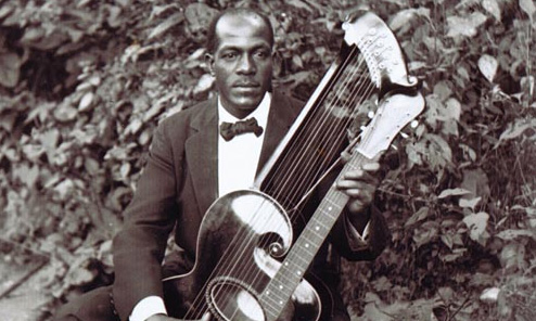 Black History Month, Part 1: African-American Harp Guitarists