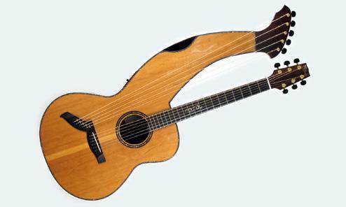 McCollum's Harp Guitar Legacy, Part 1
