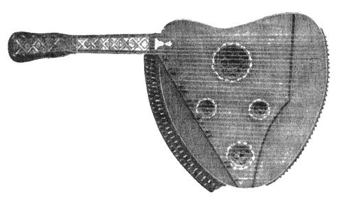 Psaltery Guitars