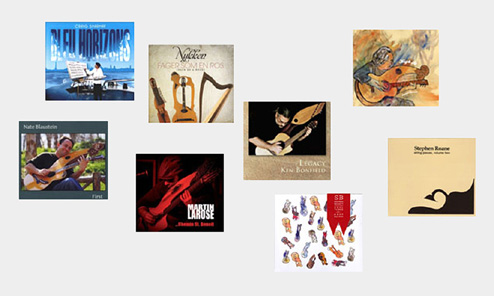Groove Jazz Harp Guitar and Other New Music