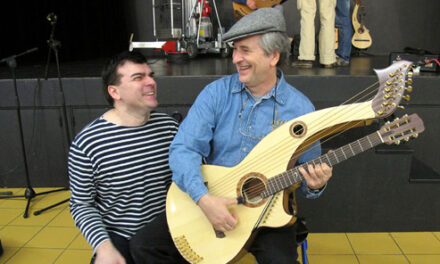 Festival International de Harpe-Guitare, Part 1
