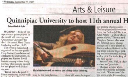 Harp Guitar Arts & Leisure