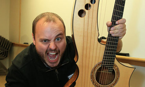 HGG11 Feature: The Artist Formerly Known As Andy McKee