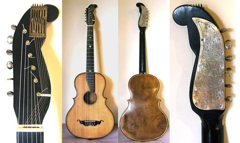 Guitar D'Amore